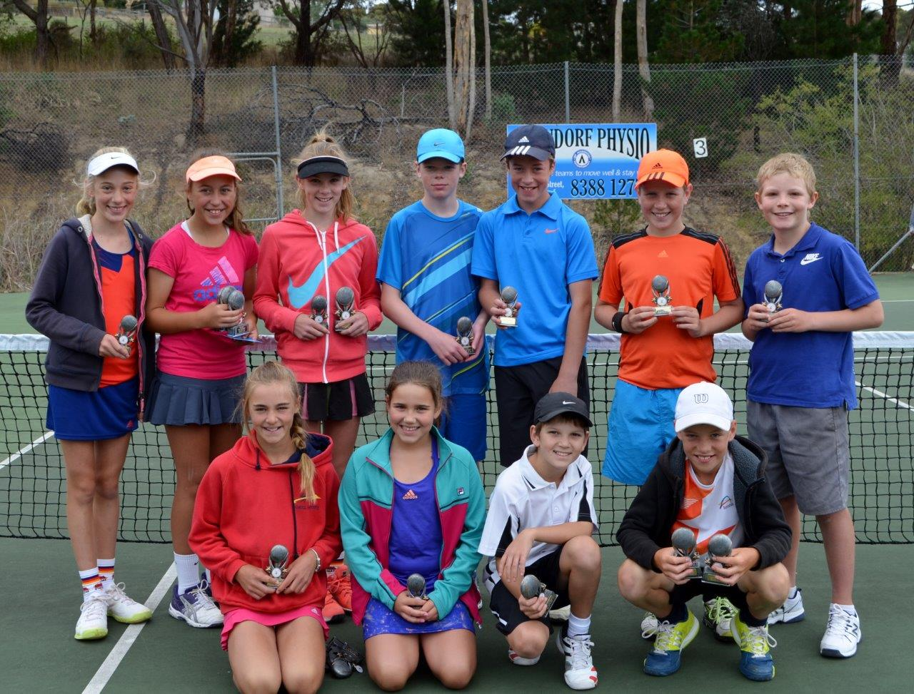 12 and Under Tennis