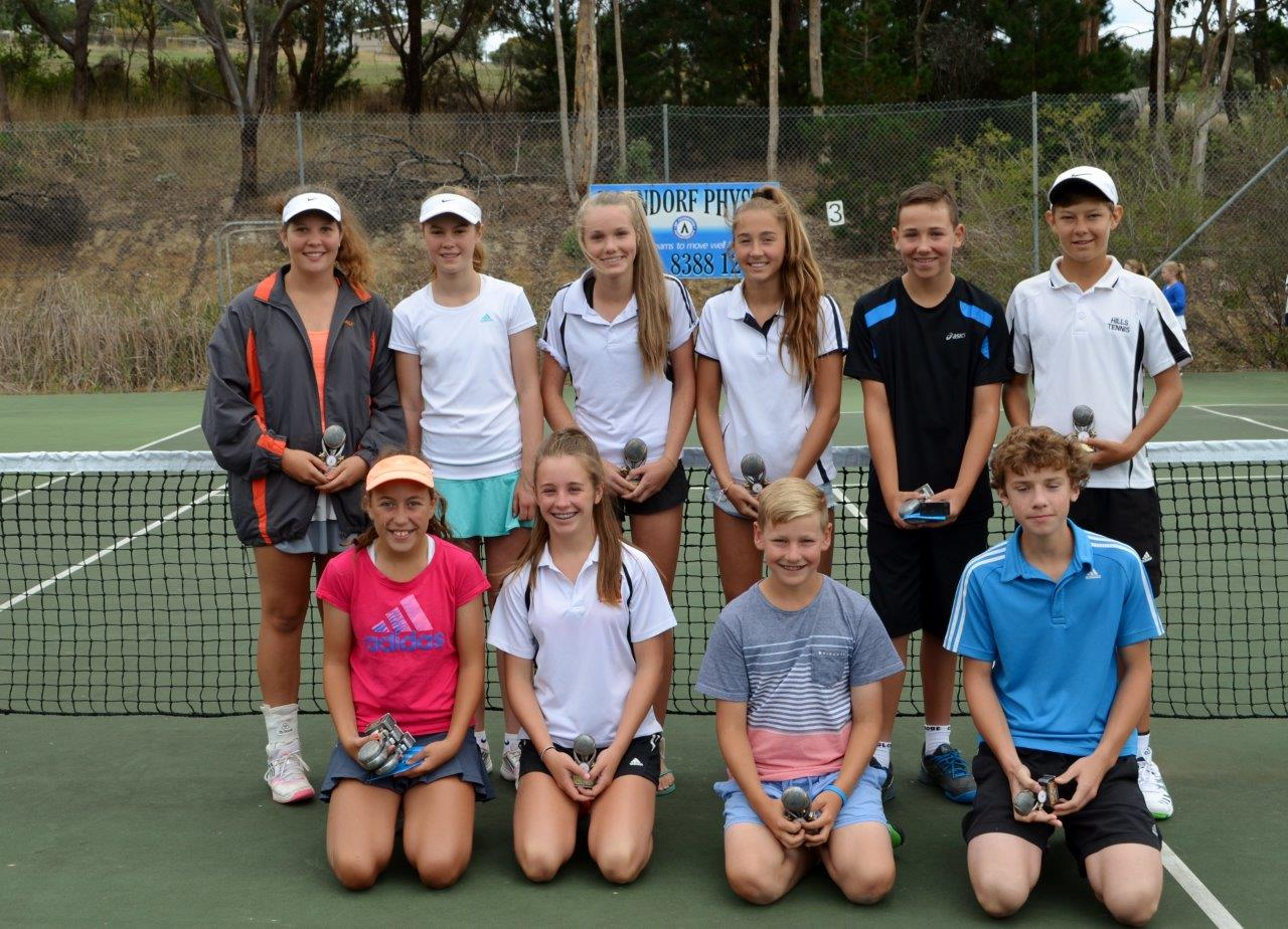 14 and Under Tennis