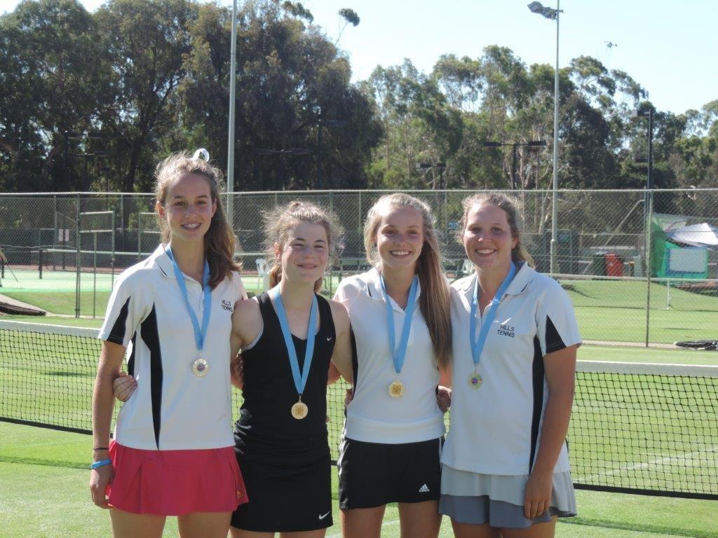 HTA Girls 14U Div 1 tennis2015 192