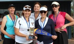 Div 2 Women Premiers comp