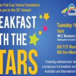 BREAKFAST WITH THE STARS - 16/1/18