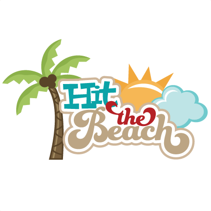 Image result for hit the beach