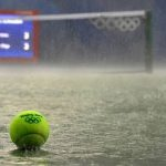 What to do at your match if the weather is wet