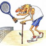 Calling all bored tennis players 35+!!