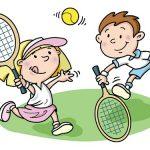 Junior Winter Tennis!